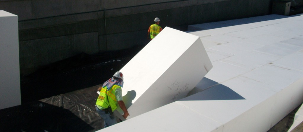 Geofoam Blocks available in Puyallup, Washington and throughout America